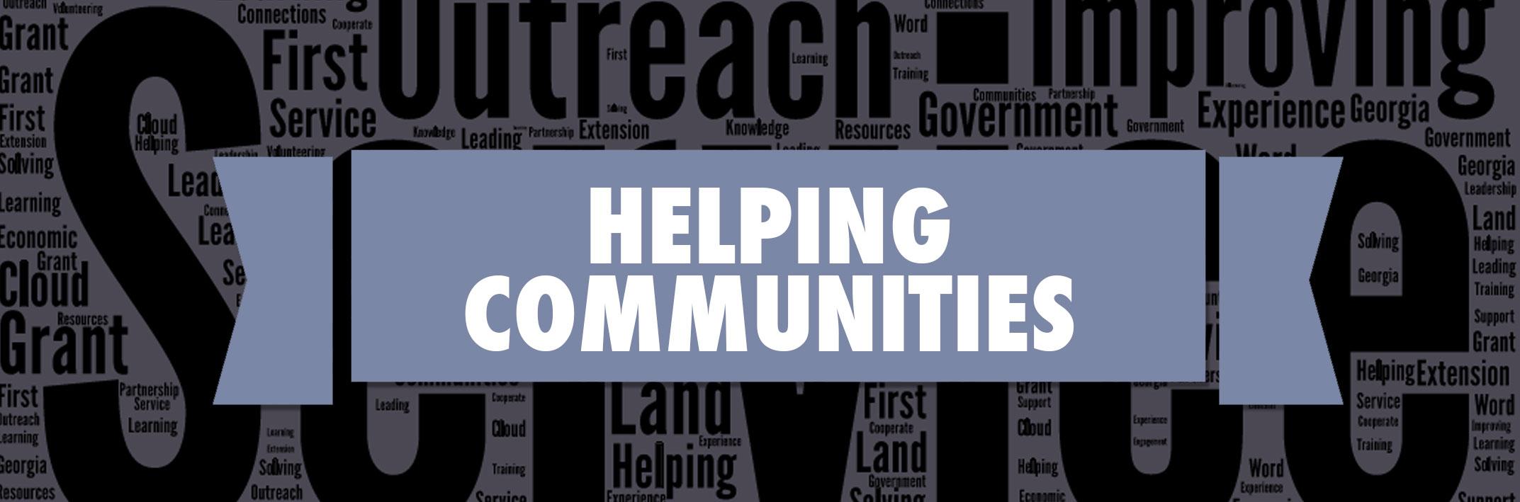 Helping Communities