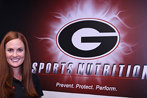 Helping student-athletes with their nutritional needs