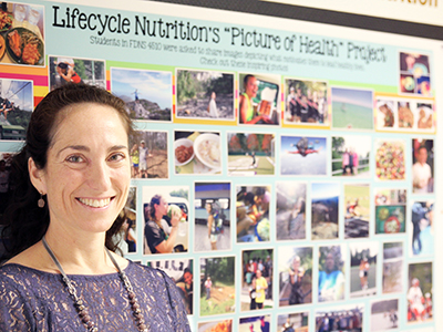 Intro to nutrition course teaches about healthy eating
