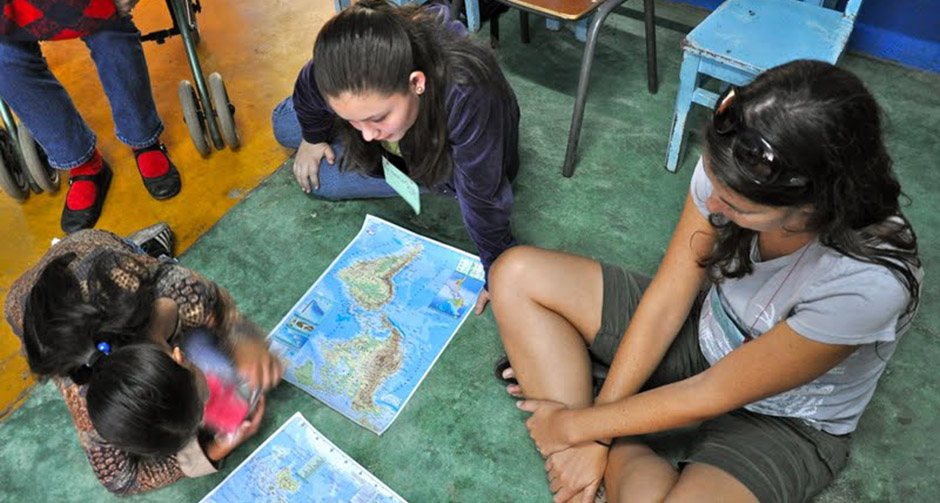 Service-learning in Costa Rica