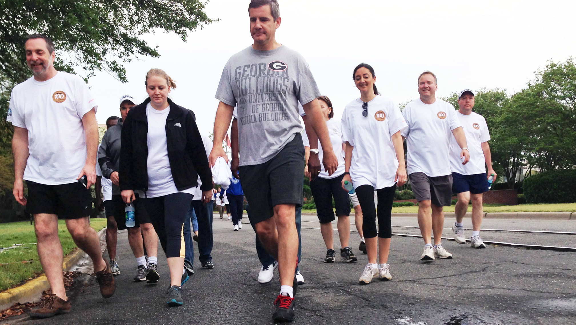 Walk Georgia fighting obesity problem one step at a time